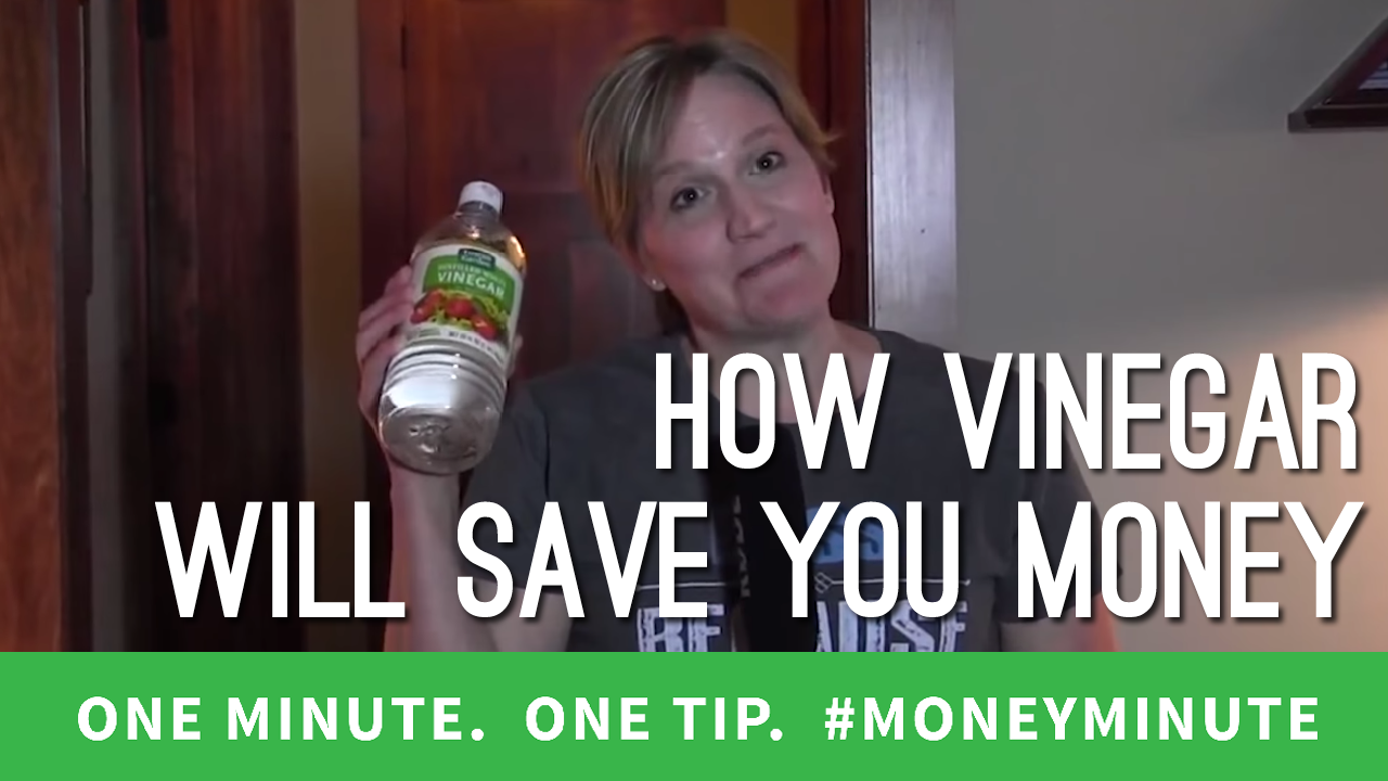 How to Save Money by Using Vinegar as a Household Staple
