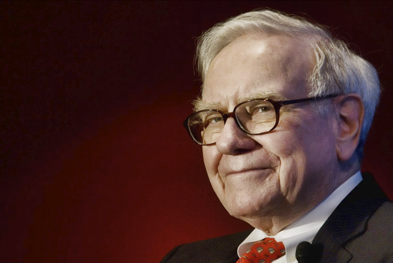 Warren Buffett birthday