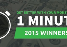 Announcing: Winners of the 2015 #MoneyMinute Video Challenge