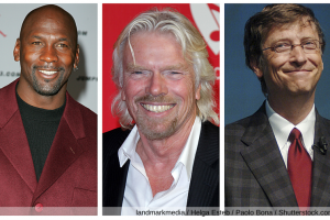 10 Surprising Investments Successful Billionaires Bought Into