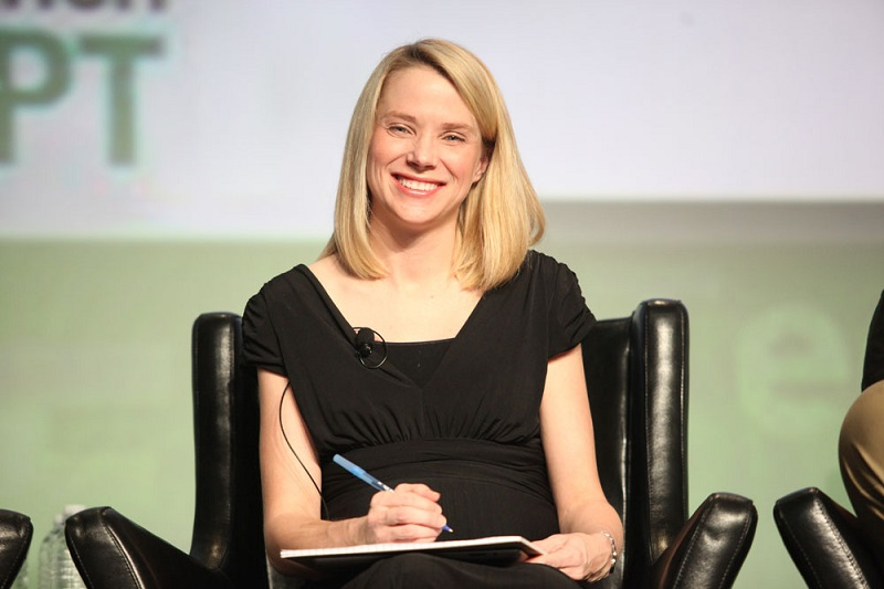 Yahoo (YHOO) Stock Reacts to CEO Marissa Mayer's Announcement: Should Investors Also Pay Attention?