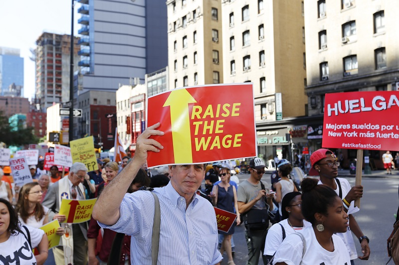 See How Minimum Wage Has Grown in the Past 50 Years