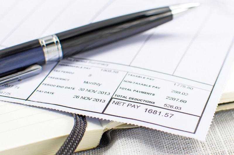 retirement savings paycheck