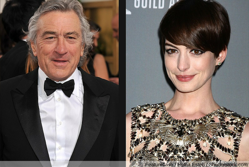 'The Intern' Movie Cast Paychecks: Robert De Niro Net Worth, Anne Hathaway Net Worth and Others