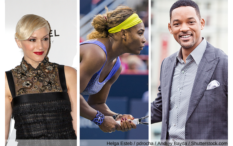 13 Successful Libra Millionaires Like Will Smith and Serena Williams