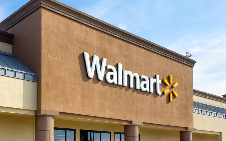Walmart (WMT) stock