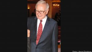 20 Things Warren Buffett Does With His Money