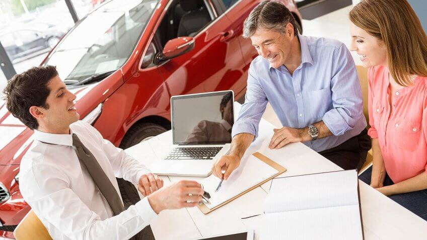 Difference Between Being a Co-Buyer vs. Co-Signer on a Car Loan