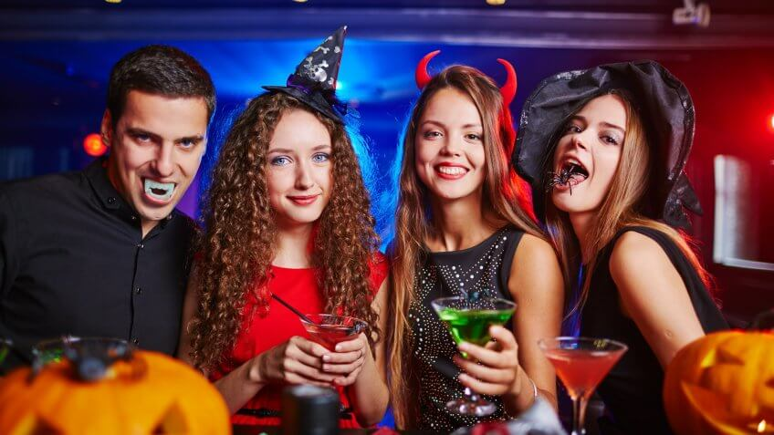 30 Ways You're Wasting Your Paycheck on Halloween