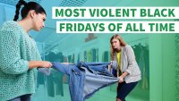 The Most Violent Black Friday Fights of All Time