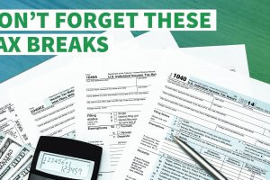 Know Before You File: Tax Breaks for 2016