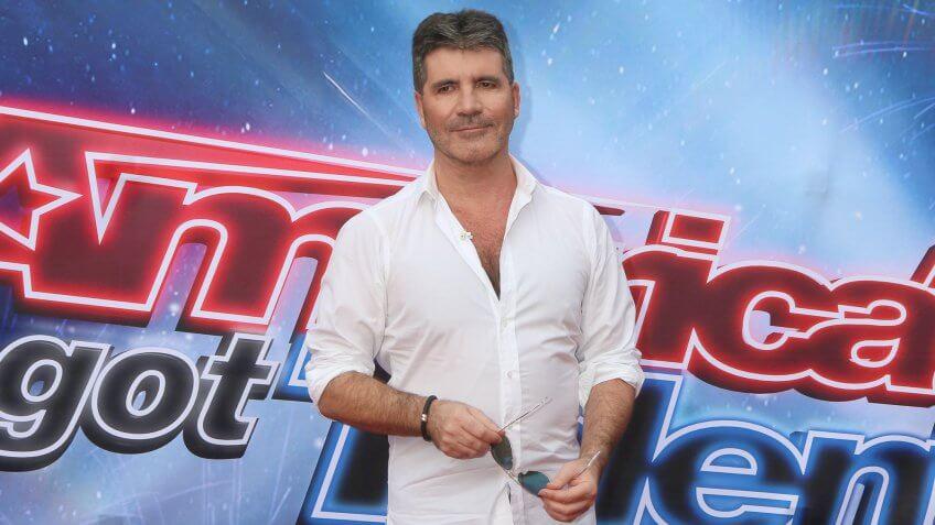 Simon Cowell for America's Got Talent