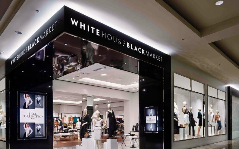 white house black market store