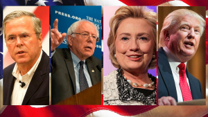 2016 Presidential Candidates' Net Worths: Donald Trump vs. Bernie Sanders and More