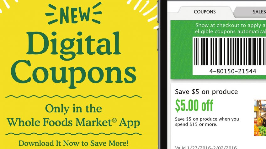 Whole Foods Coupons & Promo Codes
