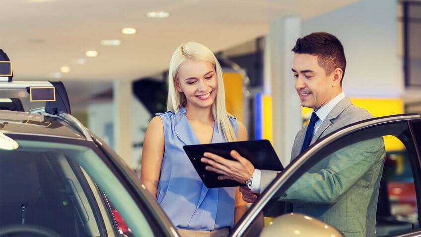 Here's How to Strategically Plan Out Purchasing Your Dream Car