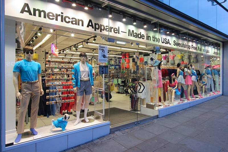 From american apparel 39 s bankruptcy to mcdonald 39 s 10 for Kmart shirts for employees