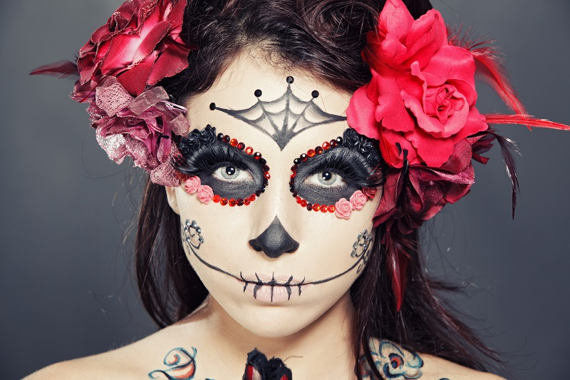 Dia de los Muertos 2015: 5 DIY Costumes Ideas Under $20 ...
