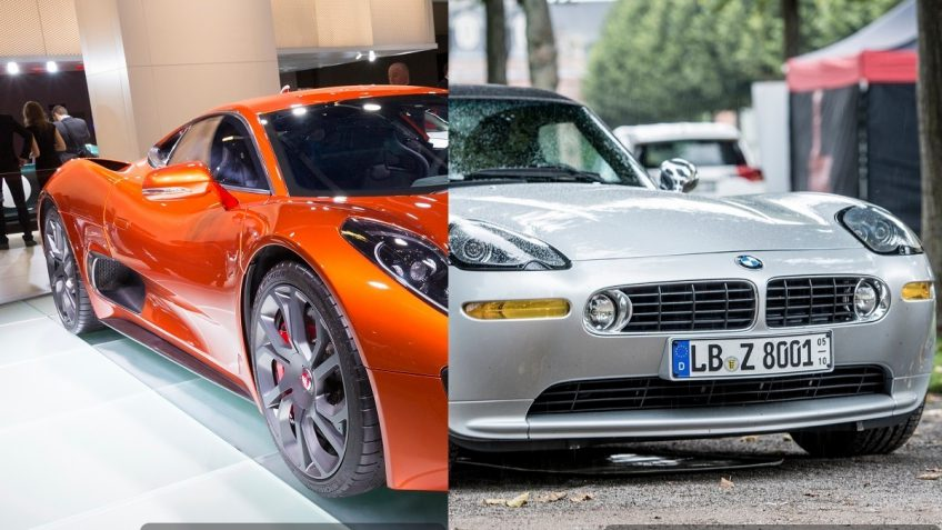 11 James Bond Cars Worth More Than Your Mortgage