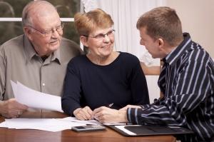 Tax breaks for retirees