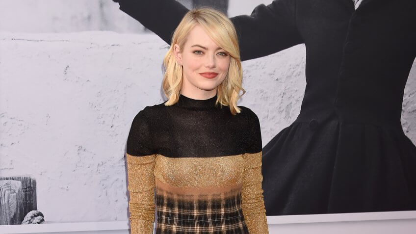 Emma Stone - Biography, Net worth, Facts, Family ...