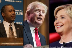 What Hillary Clinton and 7 2016 Presidential Candidates Earn per Speech