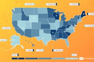 10 Best and Worst States for Entrepreneurs