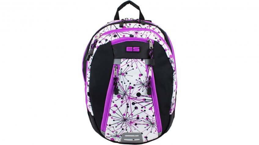 5-Compartment Backpack