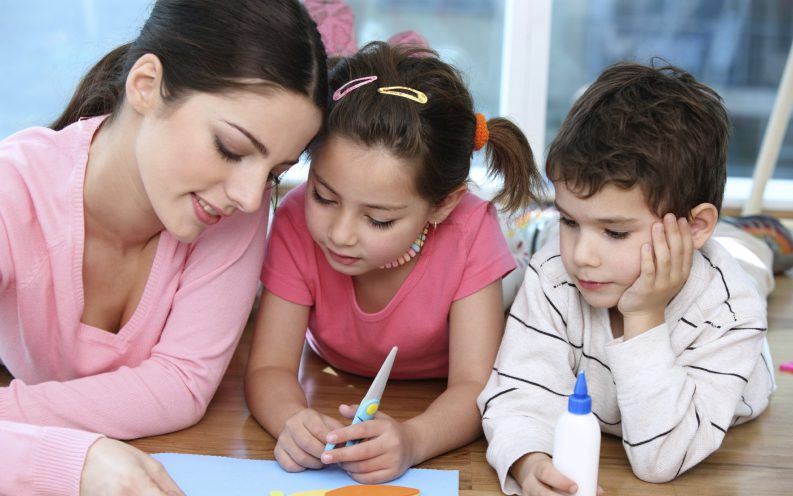 babysitter date night