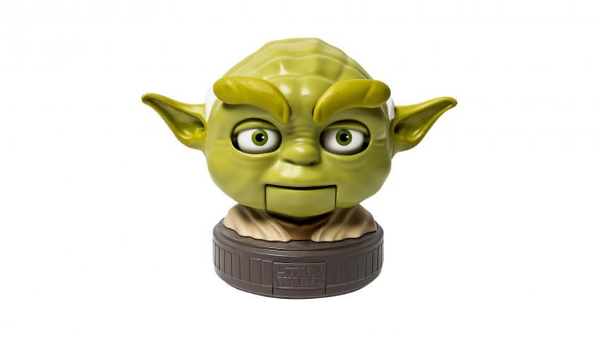 'Star Wars' Yoda Jedi Talker