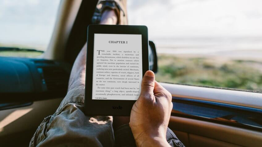 5. Kindle Owners' Lending Library and Kindle First