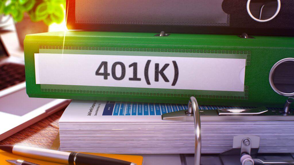 401k binder