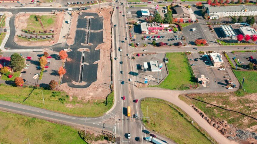 Oregon's I-5 Woodburn Interchange and Transit Facility