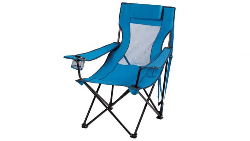 Ozark Trail Folding Lounge Chair