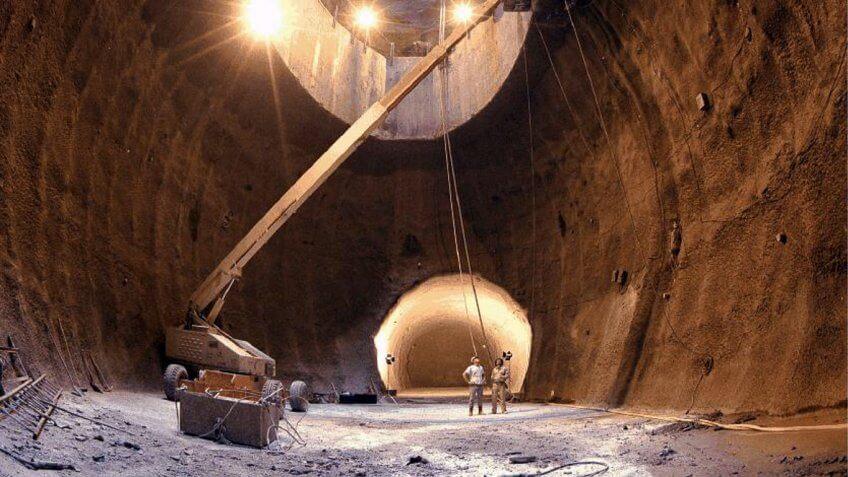 Texas' Superconducting Super Collider