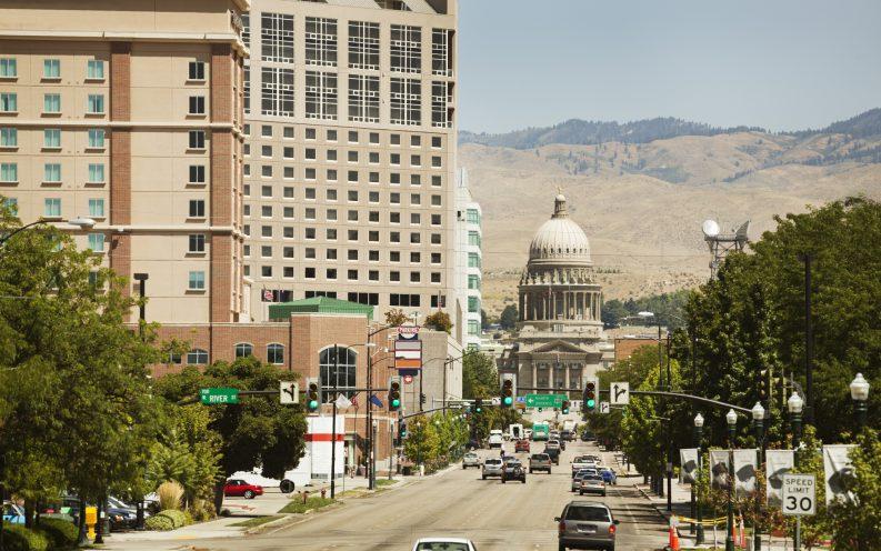 Idaho interest rates