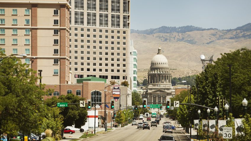 Idaho interest rates