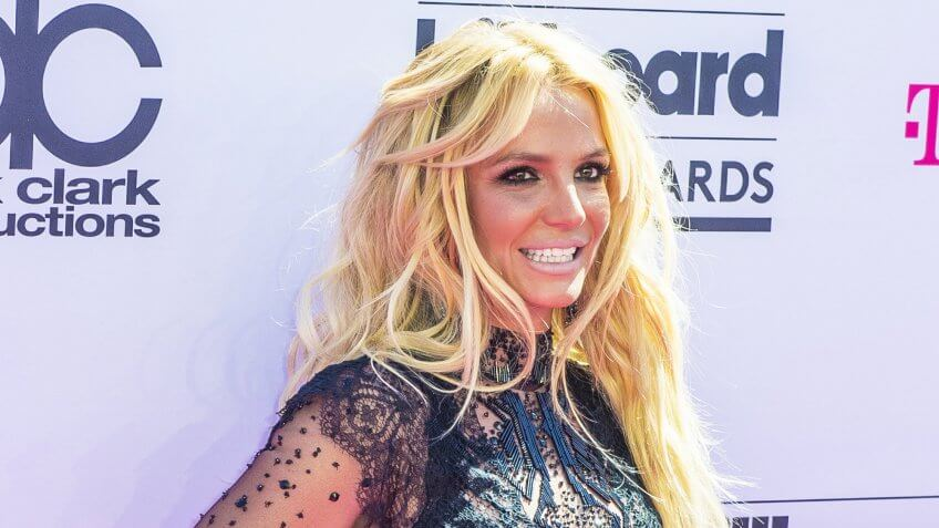 Britney Spears' Net Worth Tops $185 Million on Her 34th Birthday