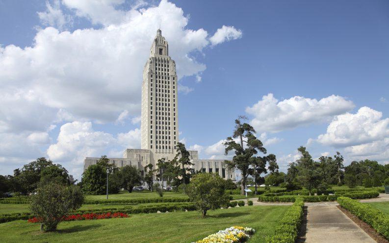 Louisiana interest rates