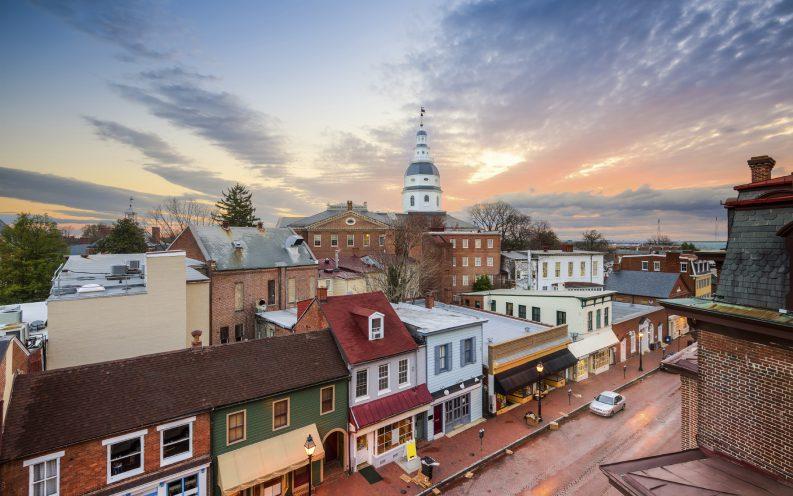 Maryland interest rates