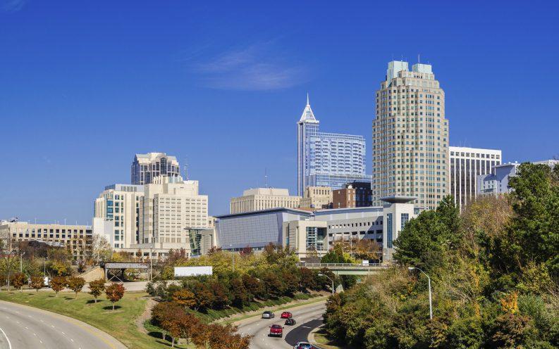 North Carolina interest rates