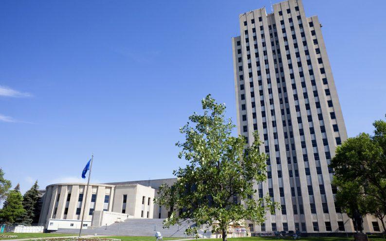 North Dakota interest rates