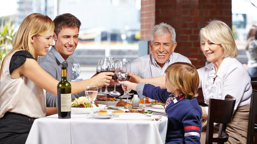 22 Restaurants Open on Thanksgiving Day 2016