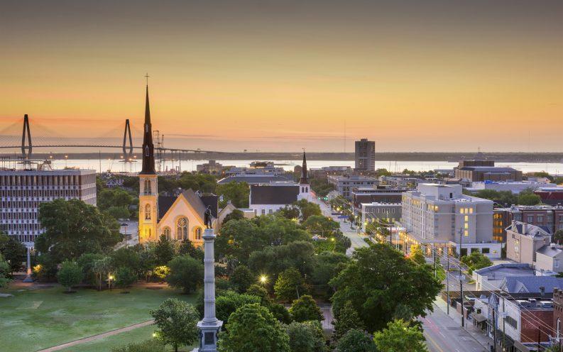 South Carolina interest rates