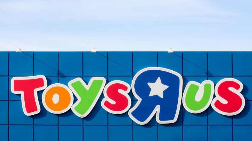 Toys'R'Us gift card