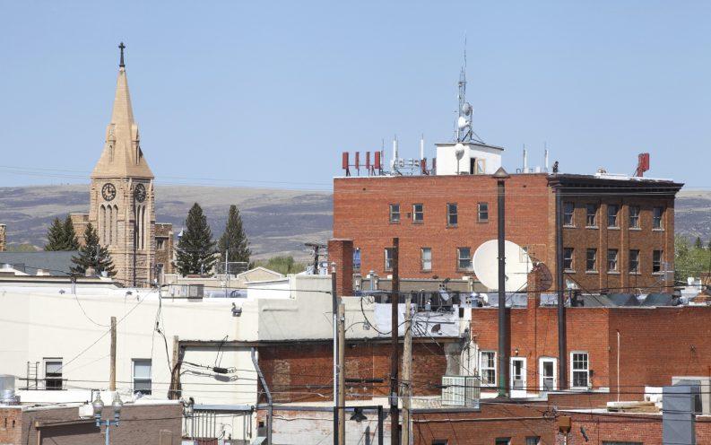 Wyoming interest rates