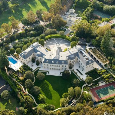 What a Million-Dollar Home Looks Like in the U.S.