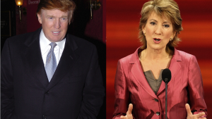 Why Donald Trump and Carly Fiorina Are Business Geniuses
