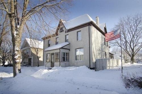 Christenson home