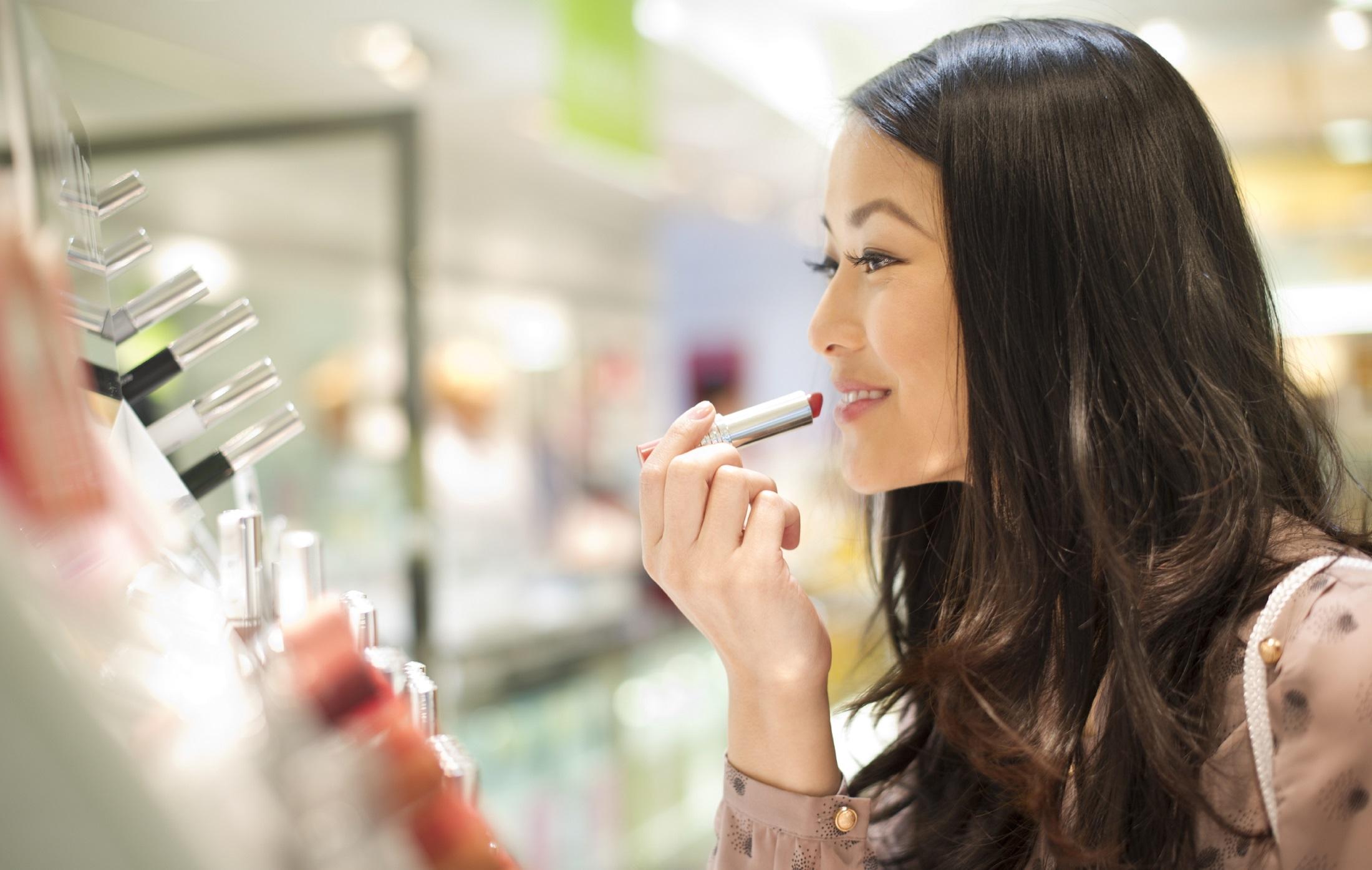 free samples of cosmetics